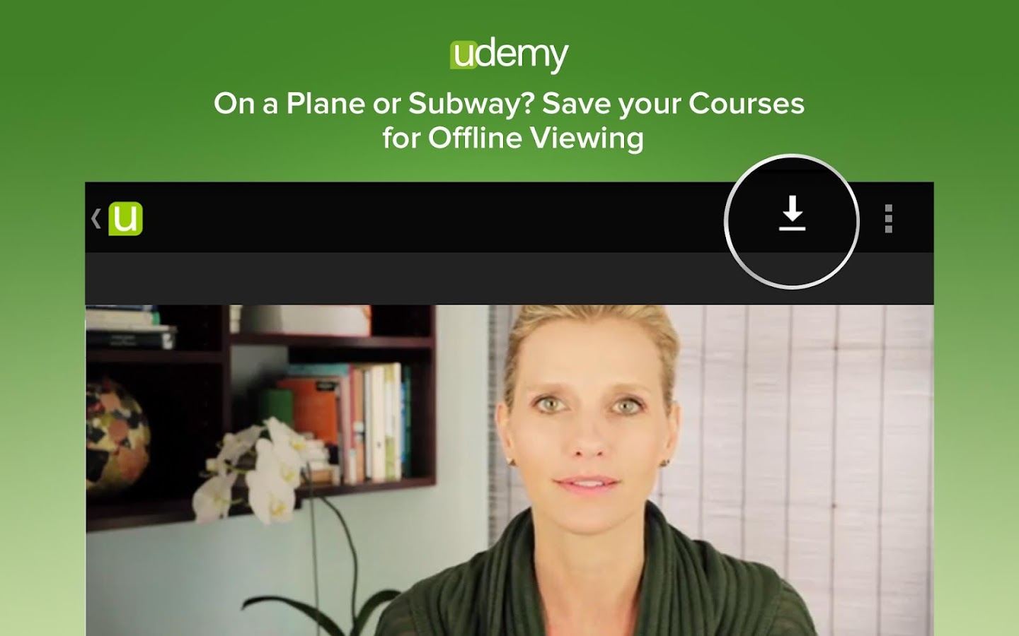 Udemy - screenshot