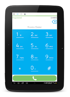 Pronto Dialer- screenshot thumbnail