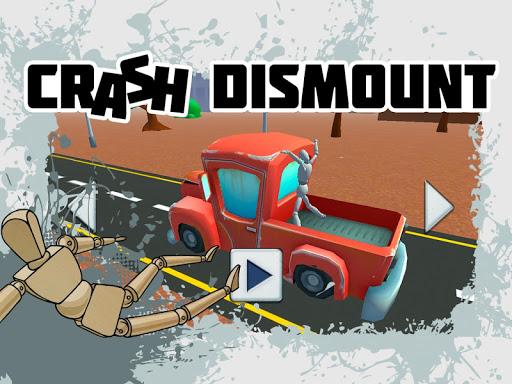 Crash Dismount