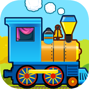 Build My Train: Paint & Design for PC and MAC
