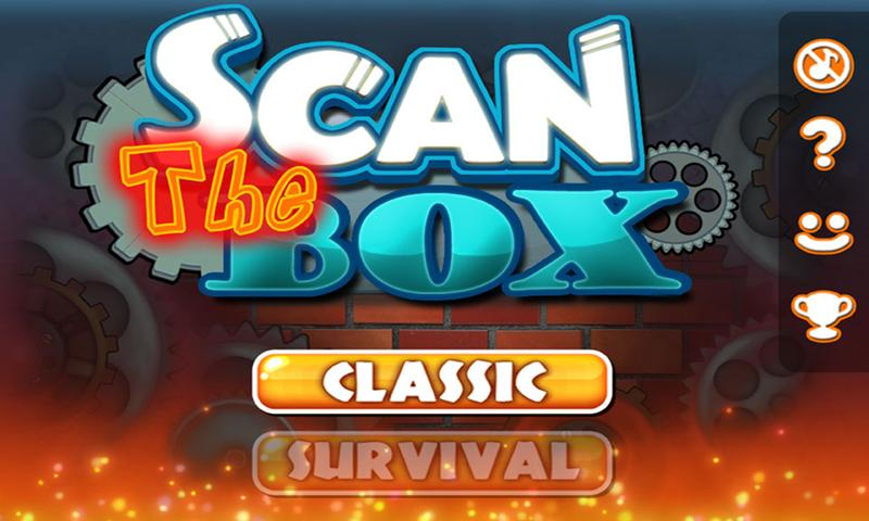 Scan The Box - screenshot