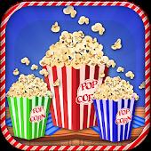 Popcorn Maker-Free kids Food