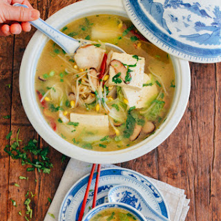 Easy Fish Tofu Soup Recipe