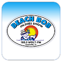 Beach Bob Oldies Show logo
