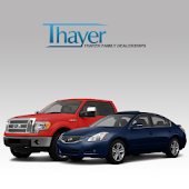 Thayer Family Dealerships App