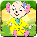 Coloring Game-Pretty Cartoon icon