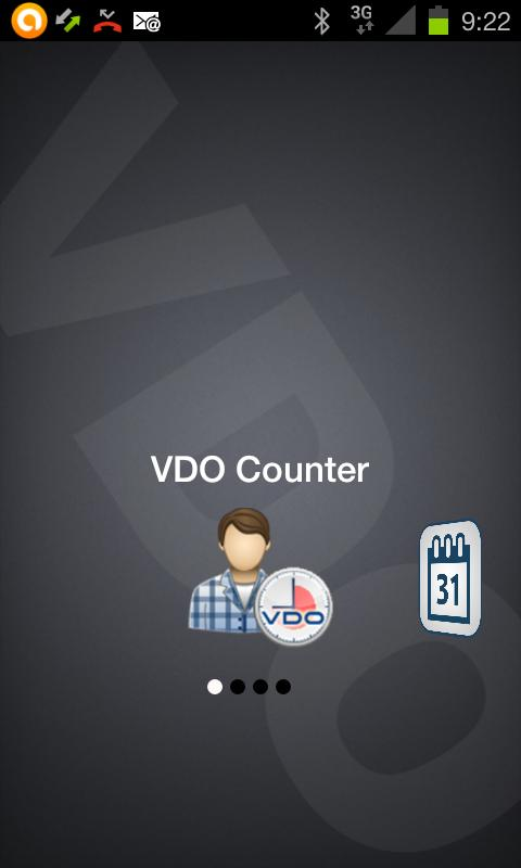 VDO Driver - screenshot