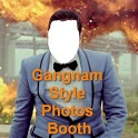 Gangnam Style Photos Booth icon
