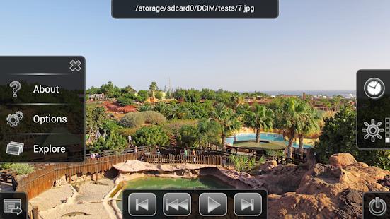 Photo Slides (Photo Frame) Pro- screenshot thumbnail
