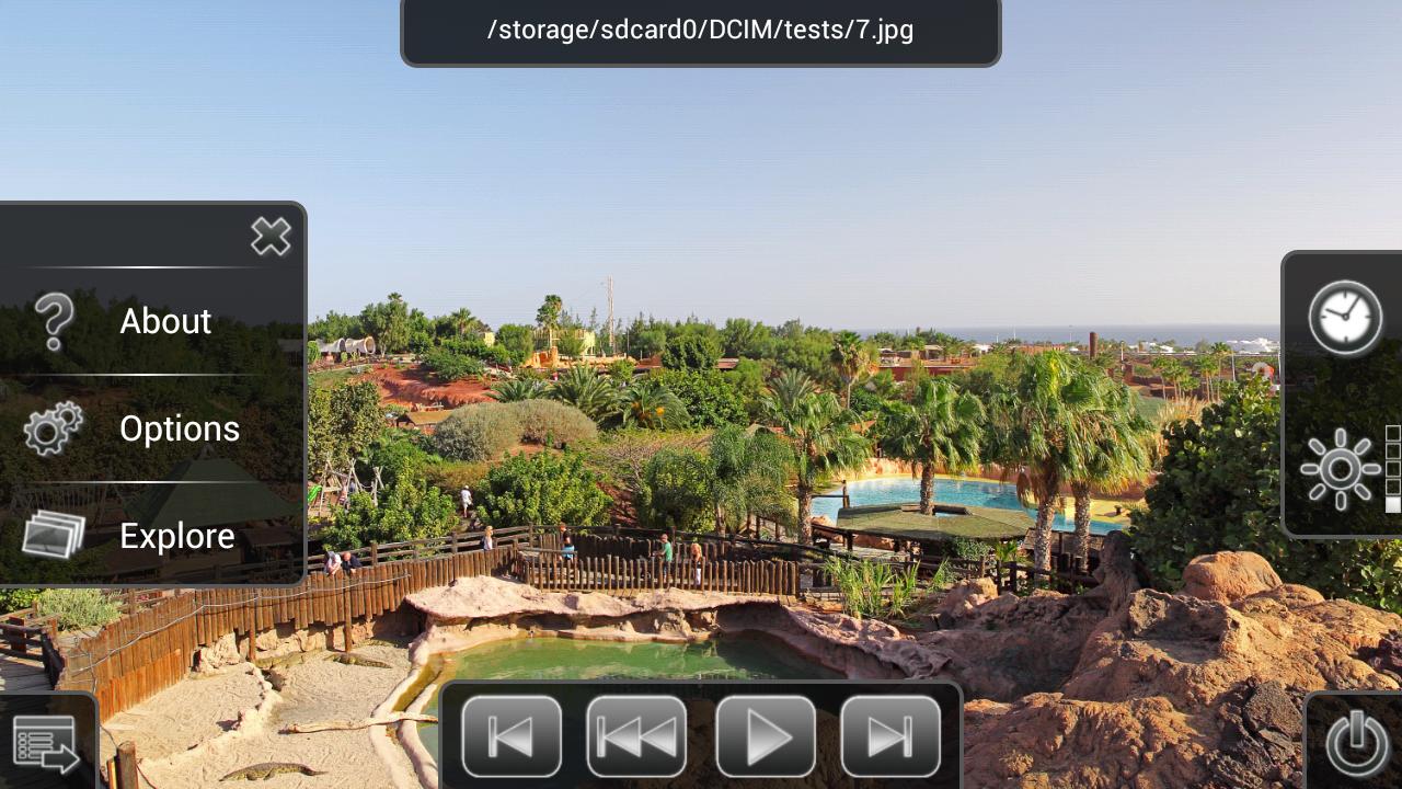 Photo Slides (Photo Frame) Pro- screenshot