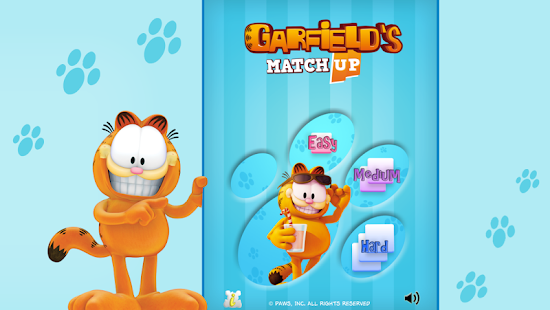 Garfield's Match Up