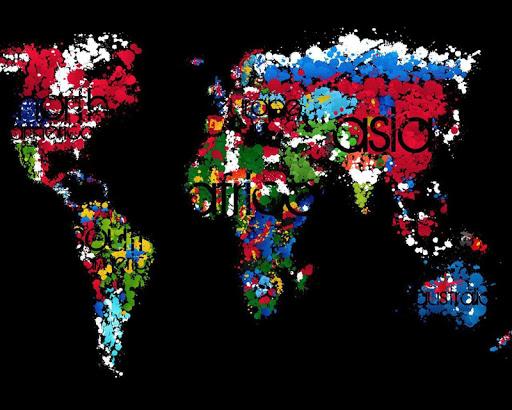 【免費生活App】世界地圖壁紙-APP點子