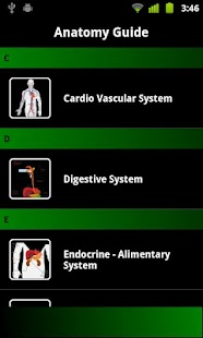 Anatomy Guide (Pocket Book) - screenshot thumbnail