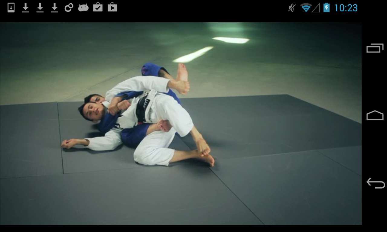Screenshots of BJJ Turtle and Back for iPhone
