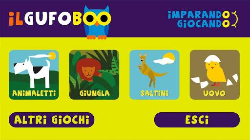 玩免費教育APP|下載IL GUFO BOO 1 app不用錢|硬是要APP