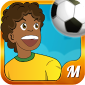 soccer Cup Brazil 2014 game