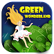 B-GreenWonderlandGOLockerTheme icon