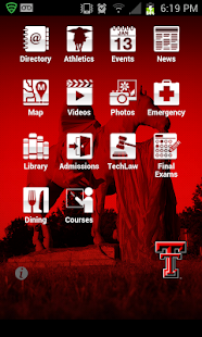 TTUMobile - screenshot thumbnail