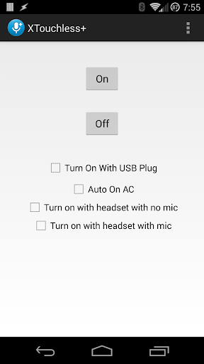 XTouchlessPlus for Moto Assist