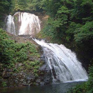 龍頭八重滝