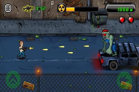 Zombie City2 (Boss)- screenshot