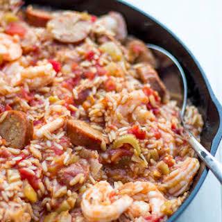 Savannah Red Rice.