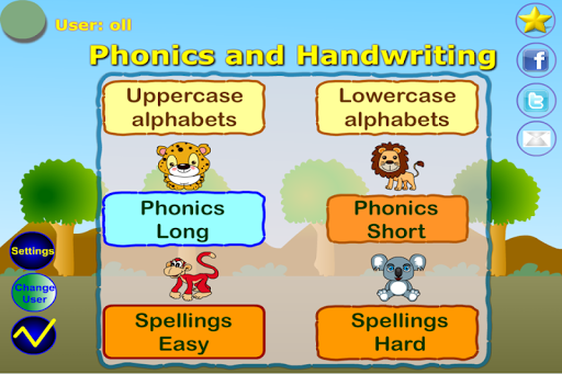 Phonics Writing Spellings Free