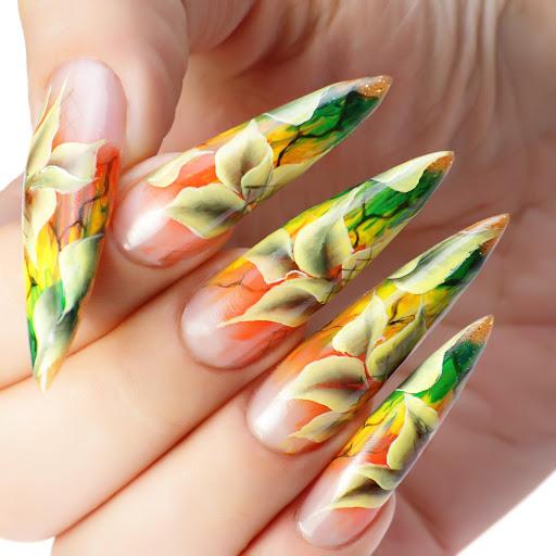 3D-дизайн ногтей
