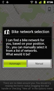 CityBikes - screenshot thumbnail
