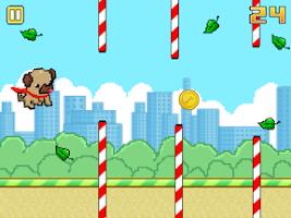Screenshot of Magical Pug Flight