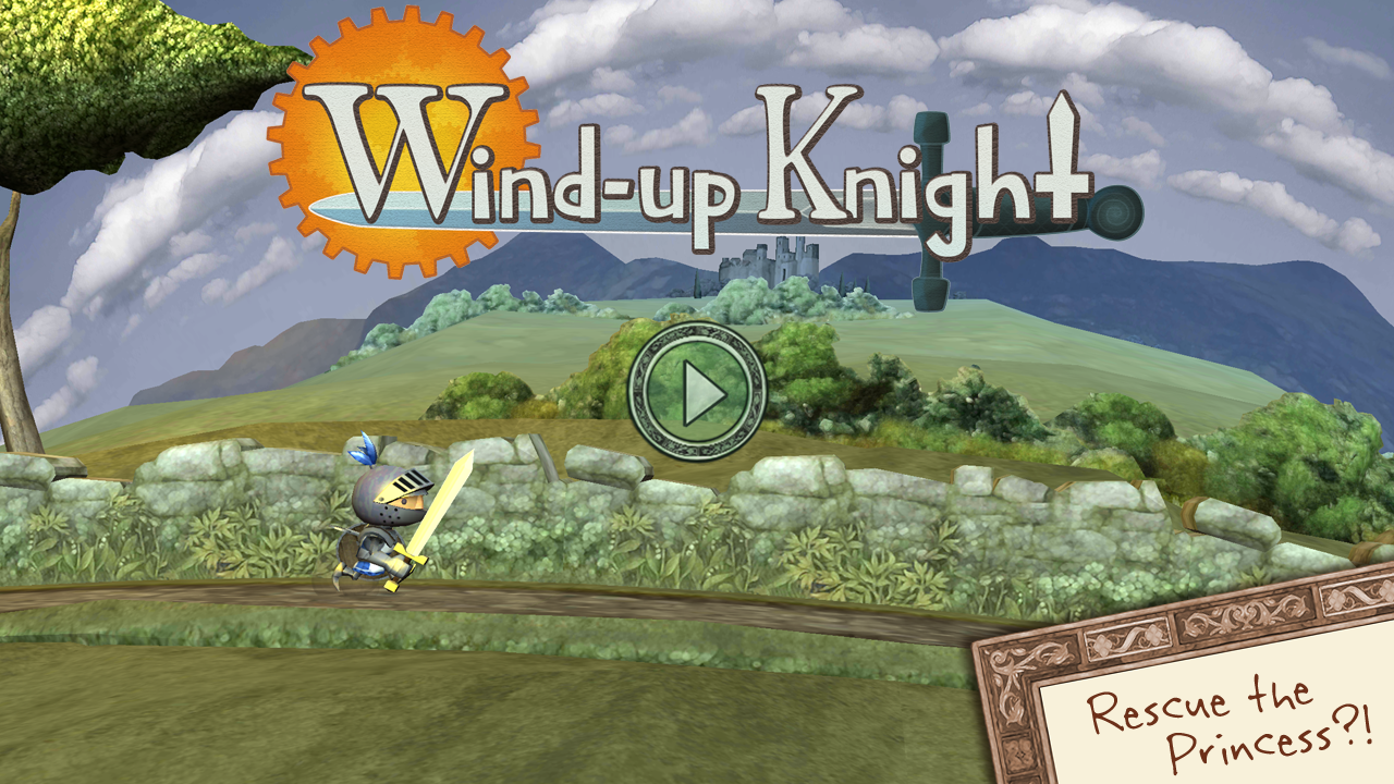 Wind-up Knight - screenshot