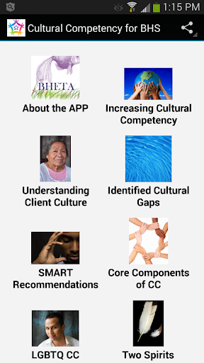 Cultural Competency for BHS