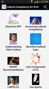 Cultural Competency for BHS- screenshot thumbnail
