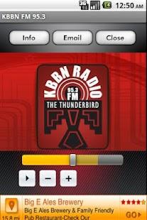 KBBN FM 95.3- screenshot thumbnail