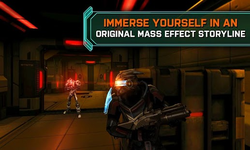 MASS EFFECT™ INFILTRATOR- screenshot thumbnail