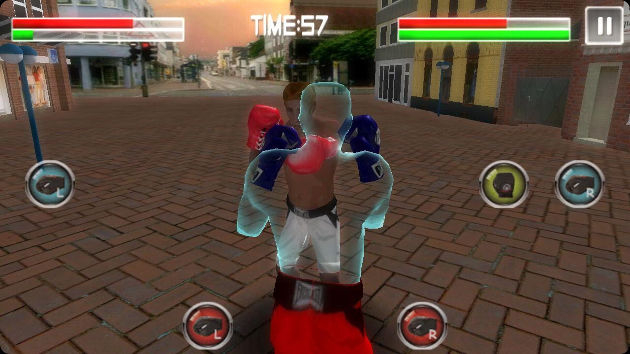Boxing Mania- screenshot