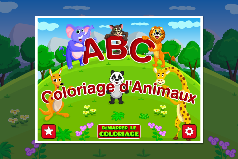 ABC Animal Coloring FR