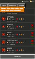 Screenshot of Crown Caps Soccer