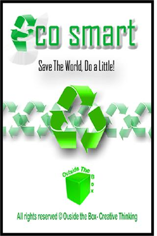 EcoSmart - Recycling made easy- screenshot