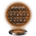 Brown Keypad