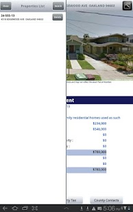 Alameda County Property - screenshot thumbnail