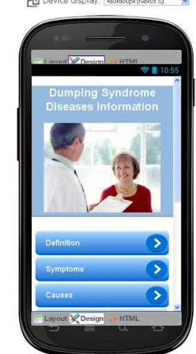Dumping Syndrome Information