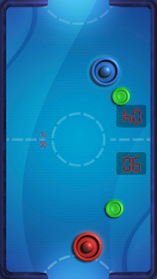 Air Hockey Loco- screenshot thumbnail