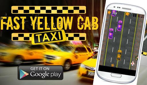 Fast Yellow Cab