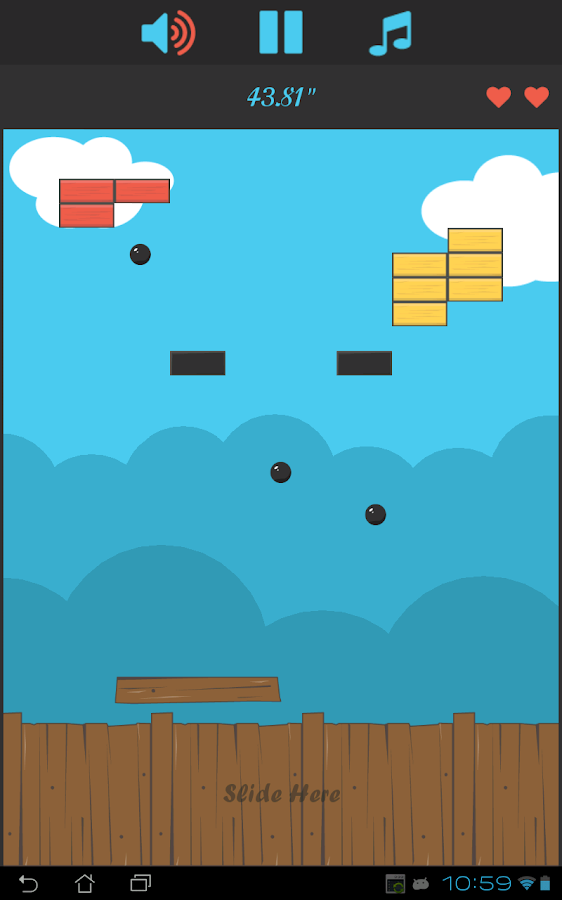 Brick Breaker - screenshot
