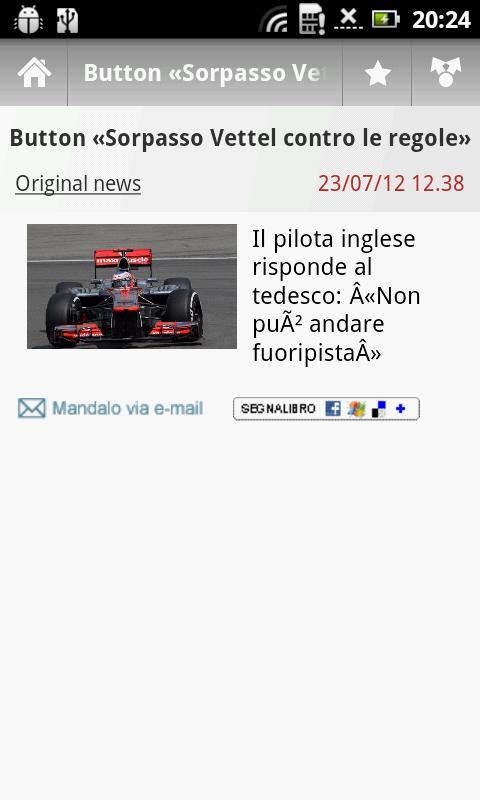 GP News- screenshot