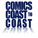 Comics Coast To Coast logo