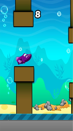 Flappy Angry Fish