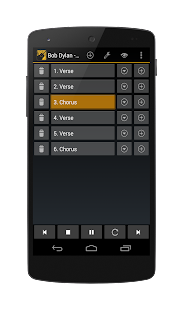 Chords Player- screenshot thumbnail
