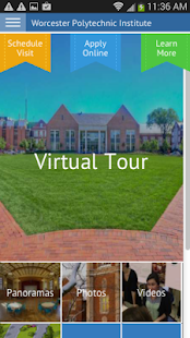 WPI Tour- screenshot thumbnail